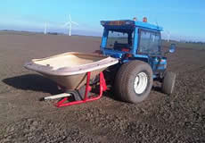 Vicon 602 Fertiliser Spreader