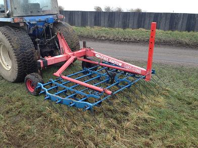 Opico Grass harrows